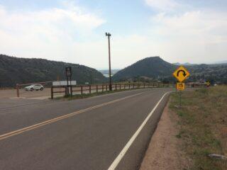 Curving Road